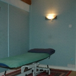 Mere Osteopathy treatment room